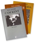 New York Üçlemesi (Cam Kent, Hayaletler, Kilitli Oda); Metis Yayınları, 1993.